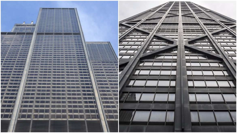willis tower vs john hancock comparing chicago skydecks