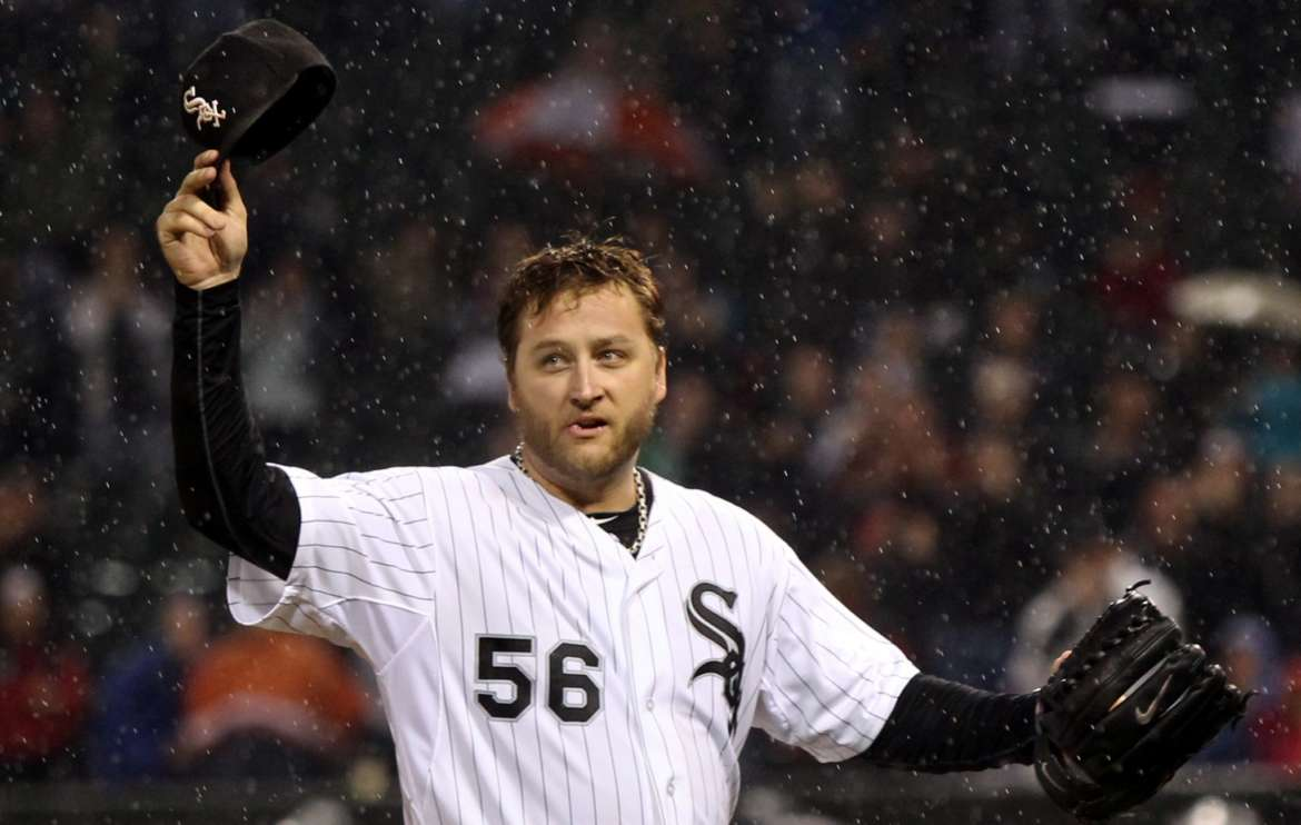 mark buehrle white sox