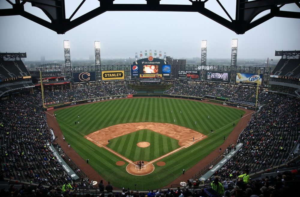 white sox season opener