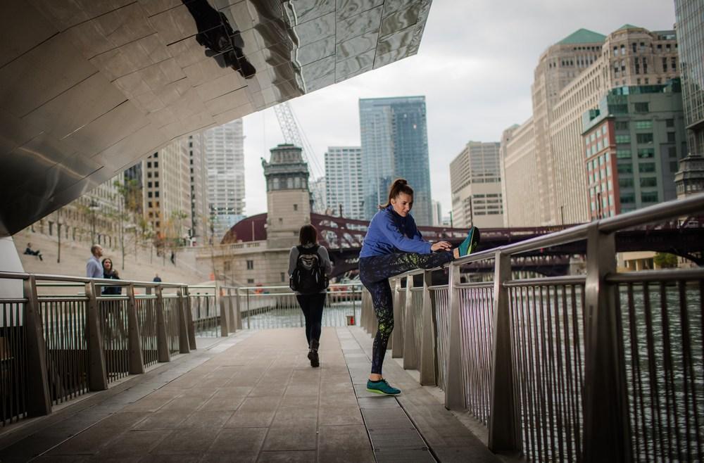 chicago running paths