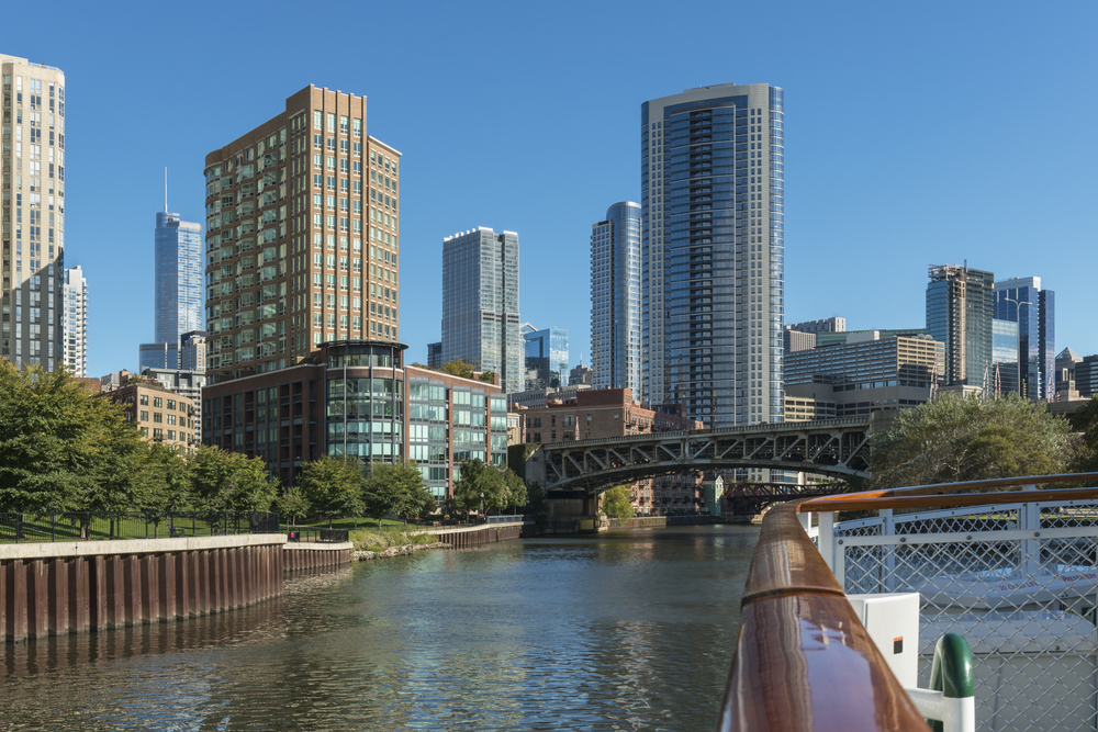 chicago river north branch