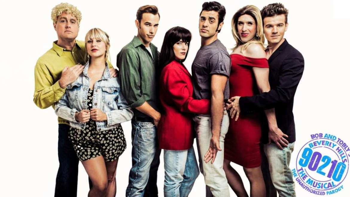 beverly hills 90210 musical