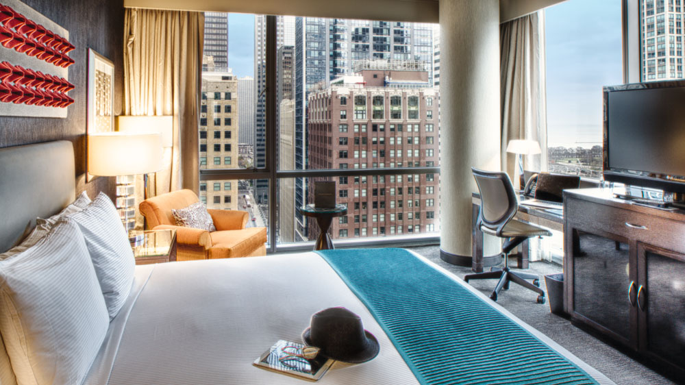 Chicago Staycations –theWit
