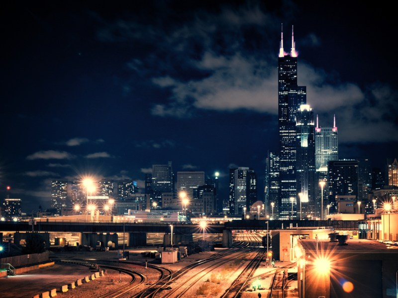 Best Halloween cities Chicago