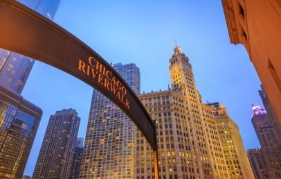 Chicago Riverwalk Award