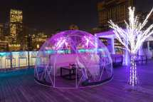 Igloo Godfrey Hotel Chicago Rooftop