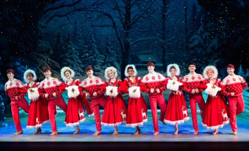 Christmas Shows Chicago