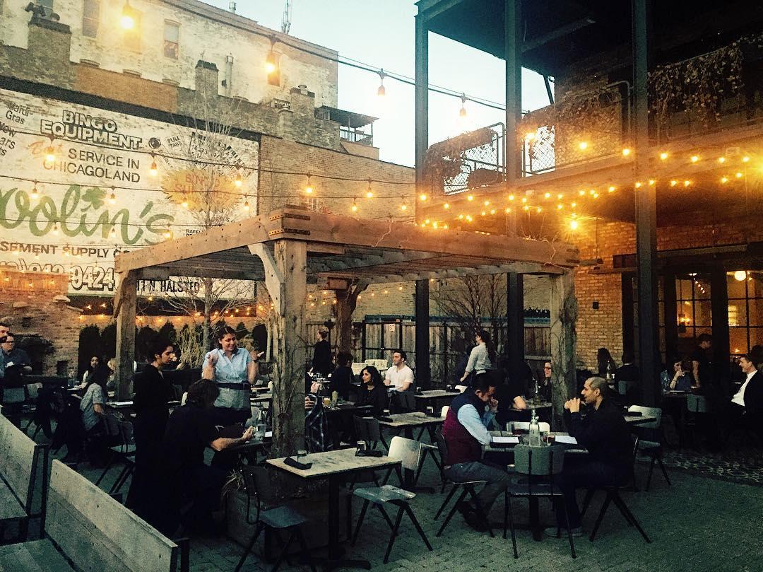 Patio Bars Chicago