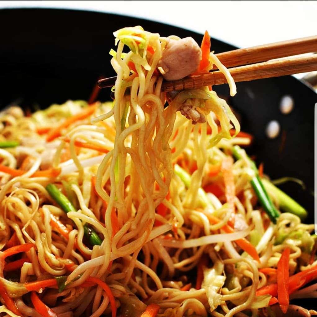 Cozy Noodles n Rice