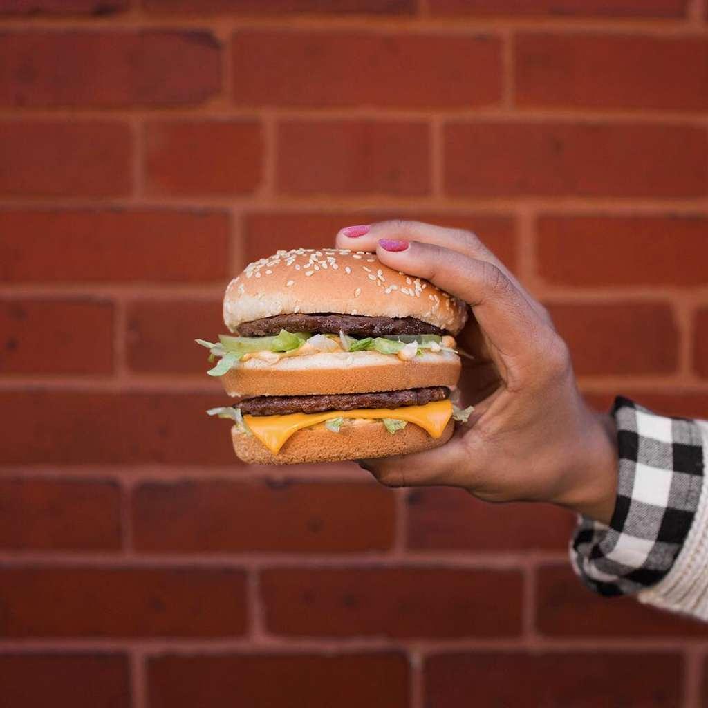 Photo Credit: McDonald's Insta