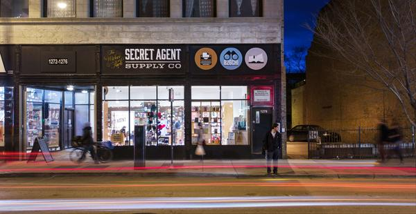 Secret Agent Supply Co.