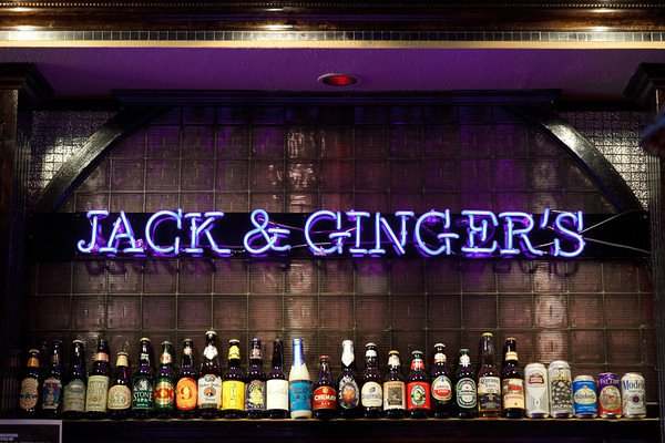 Jack and Ginger's