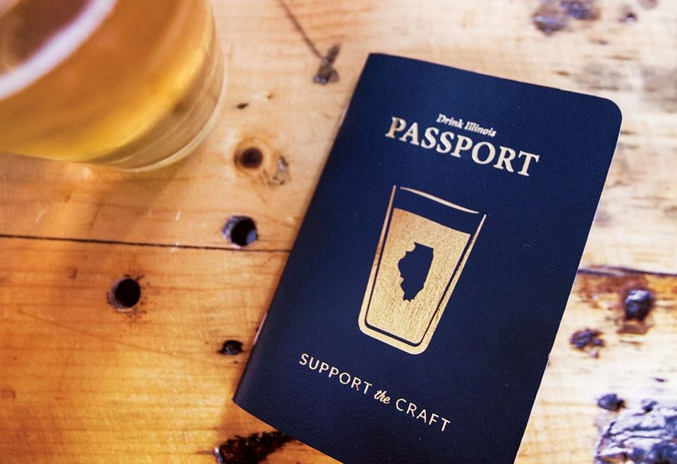 Illinois Beer Passport