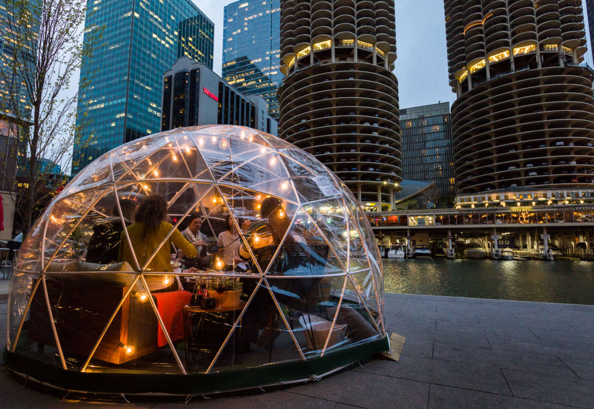 City Winery Domes