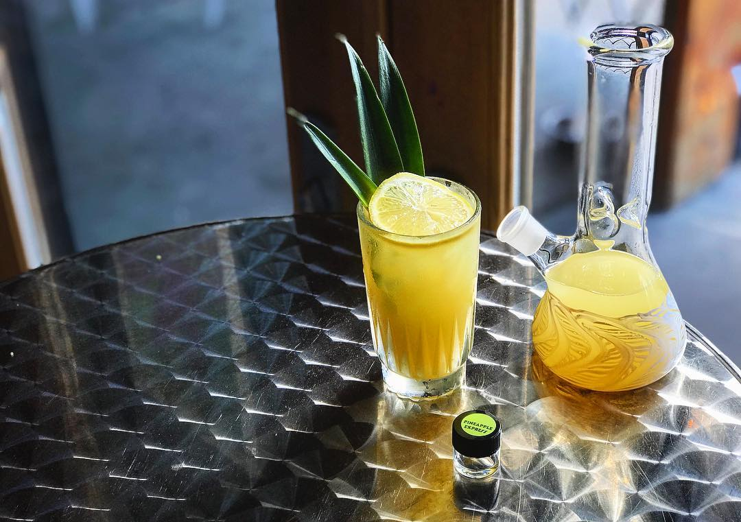 Emporium Pop-Up CBD Coktails