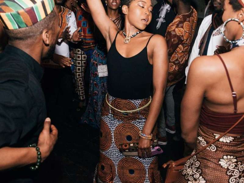 All Black Afrobeat Experience