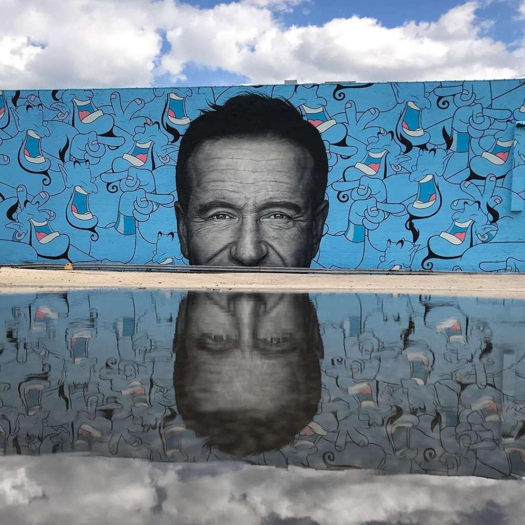 Robin Williams - Logan Square