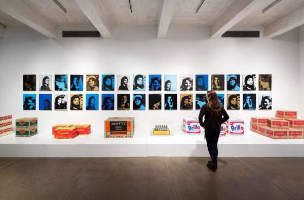 Massive Andy Warhol Collection Premiering Art