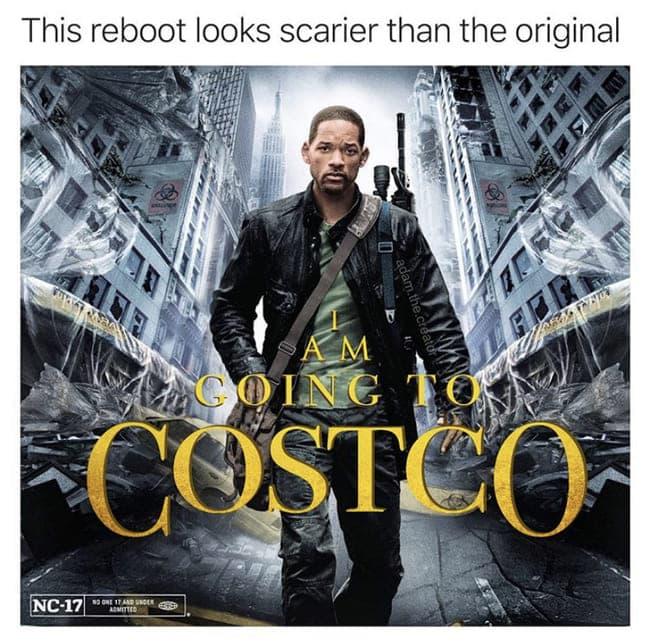 Corona Virus Quarantine Funny Memes 2020
