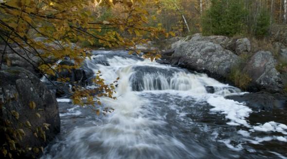 The Bad River. (c)Derek Johnson