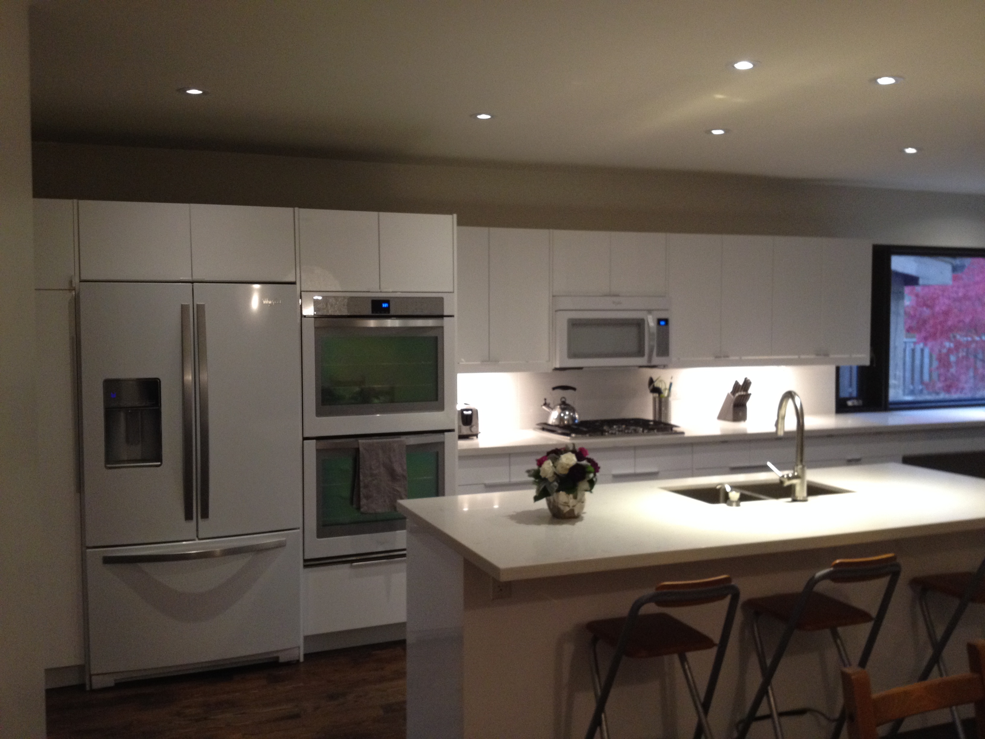 white appliances kitchen cabinet styles coordination like a boss urbanmoms ikea cupboards whirlpool ice