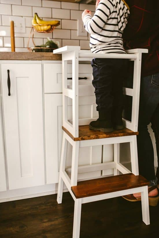 Baby Kitchen Learning Tower Novocom Top