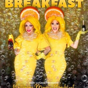 Bubbles for Breakfast