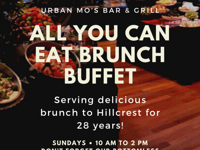 All You Can Eat Brunch Buffet