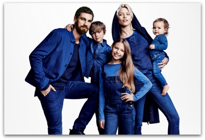 """EcoStyle: """"Go Green, Wear Blue"""" With H&M's New Conscious"""