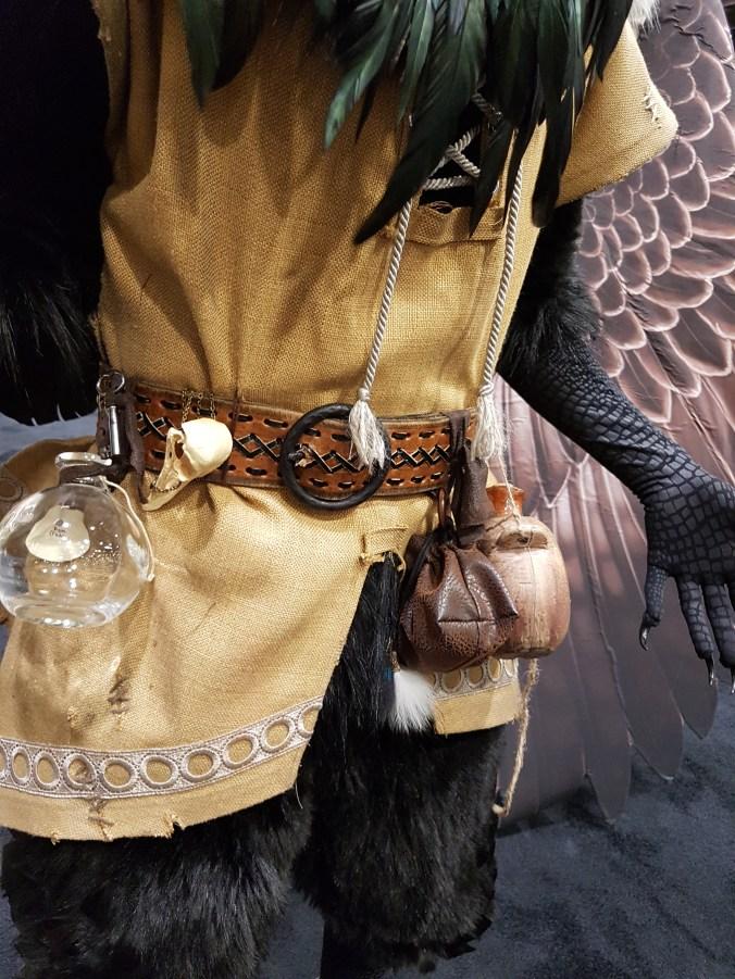Rue Costume Detail Belt