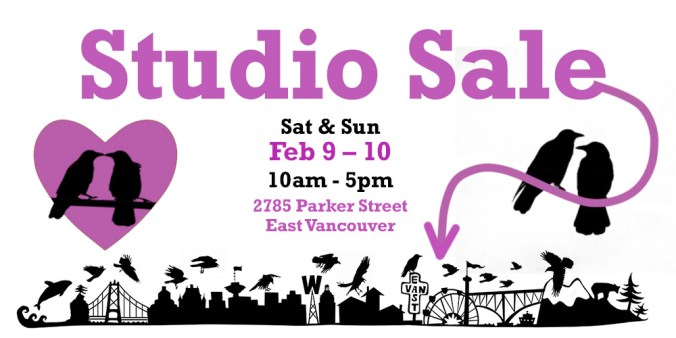June Hunter Studio Sale Feb 2019