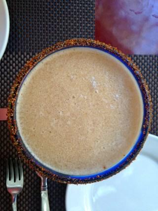 Best drink of the trip: Tamarind margarita