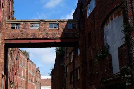 liverpool | old factories.