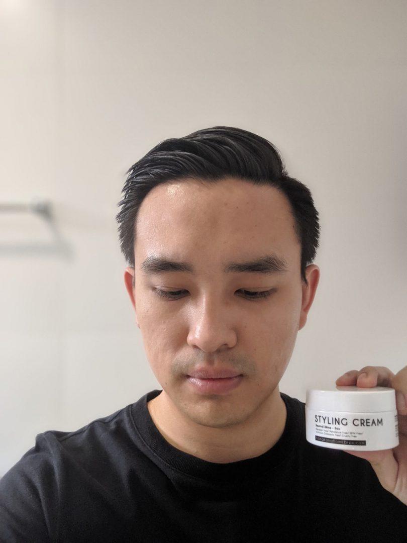 Hongkonghomebrew Styling Cream 8 AM