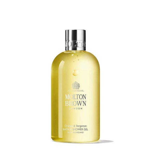Molton Brown Orange Bergamot Bath Shower Gel