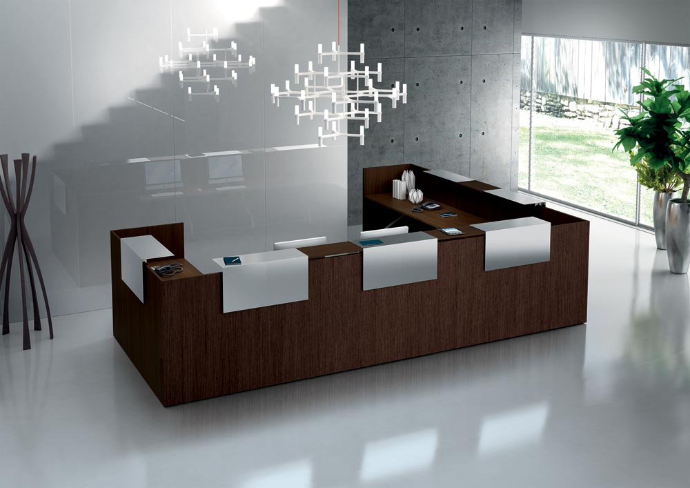 Welcome the Italian way  urban office furniture  interiors