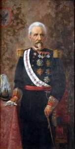 Retrato del General Don Julián García Reboredo