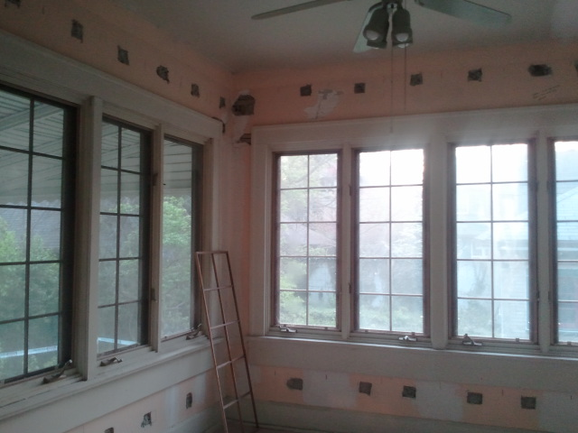 Delaware Project: Cellulose Insulation For Lath And