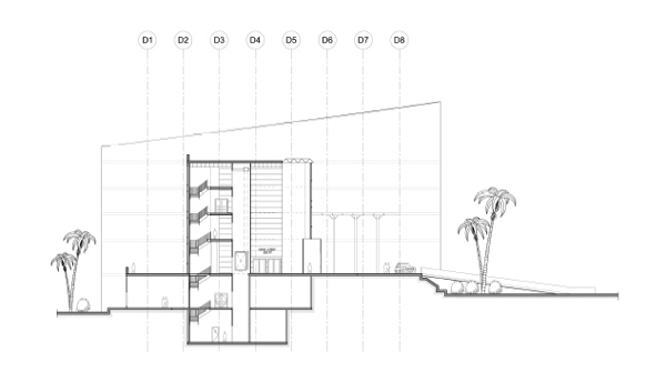 COMESA New Headquarter Building Proposal by RMC Architects