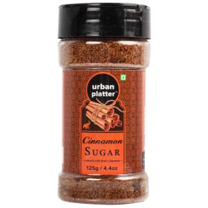 Urban Platter Cinnamon Infused Sugar, 125g
