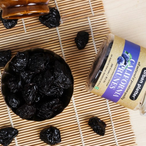 Urban Platter Pitted California Prunes, 300g Jar