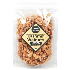 Urban Platter Shelled Kashmir Walnuts, 400g