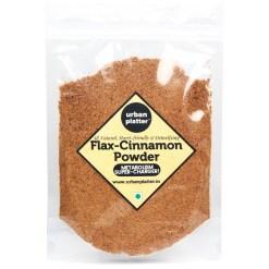 Urban Platter Cinnamon & Flax Seed Powder, 400g