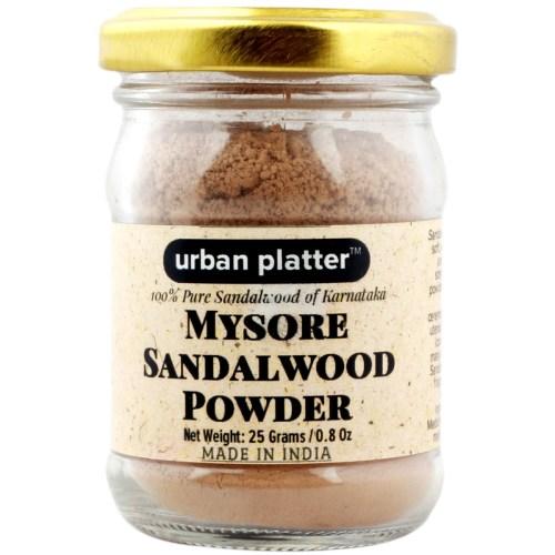 Urban Platter Bangalore Sandalwood Powder, 25g
