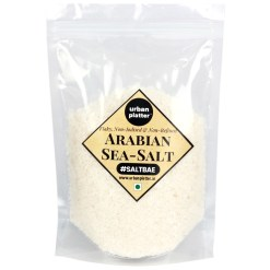 Urban Platter Arabian Sea Salt Flakes, 1Kg