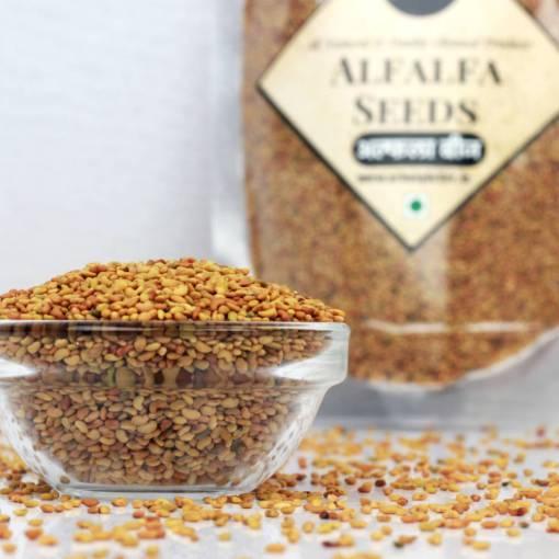 Urban Platter Alfalfa Seeds, 500g
