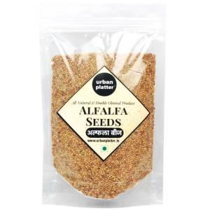 Urban Platter Alfalfa Seeds, 250g