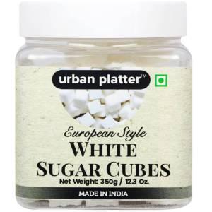 Urban Platter European Style White Sugar Cubes, 350g