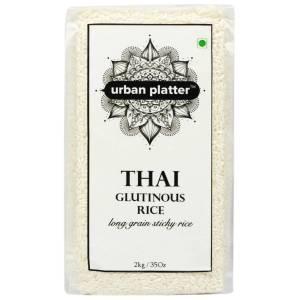 Urban Platter Thai Glutinous Rice, 2Kg [Exotic, Sweet & Sticky]