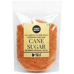 Urban Platter Organic Raw Cane Sugar, 400g